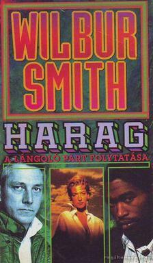 WILBUR SMITH - Harag [antikvár]