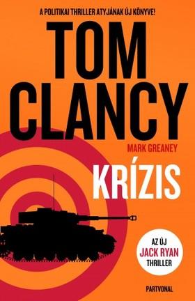 Tom Clancy - Krízis [eKönyv: epub, mobi]