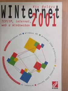 Kis Balázs - WINternet 2001 [antikvár]