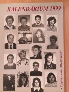 Nagy Antal - Kalendárium 1999 [antikvár]