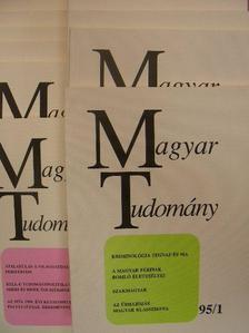 Almár Iván - Magyar Tudomány 1995. január-december [antikvár]