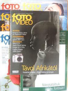Batár Zsolt - Fotovideo 2002. (nem teljes évfolyam) [antikvár]