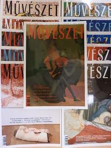 Bodóczky István - Új Művészet 2000. (nem teljes évfolyam) [antikvár]