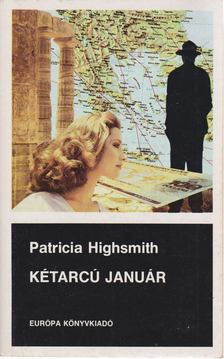 Patricia Highsmith - Kétarcú január [antikvár]