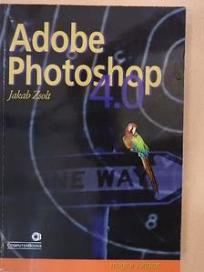 Jakab Zsolt - Adobe Photoshop 4.0 [antikvár]