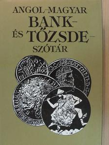 Nagy Péter - Angol-magyar bank- és tőzsdeszótár [antikvár]
