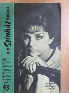Körmendi Judit - Film-Színház-Muzsika 1966. november 11. [antikvár]