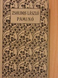 Zsoldos László - Paminó [antikvár]