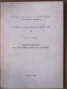 Laky Teréz - A tanácstagok kapcsolatai [antikvár]
