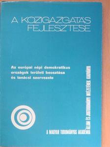 Alth Guido - Az európai népi demokratikus országok területi beosztása és tanácsi szervezete [antikvár]