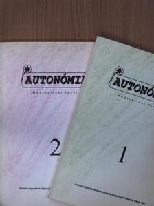 Antal Tamásné - Autonómia 1-2. [antikvár]