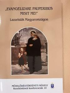 Balázs József - Lazaristák Magyarországon [antikvár]