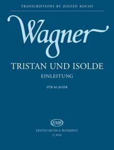 Richard Wagner - TRISTAN UND ISOLDE EINLEITUNG FÜR KLAVIER (KOCSIS ZOLTÁN)