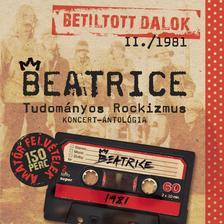 Beatrice - Betiltott dalok II. - Beatrice - CD -