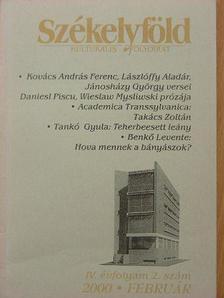 Benkő Levente - Székelyföld 2000. február [antikvár]