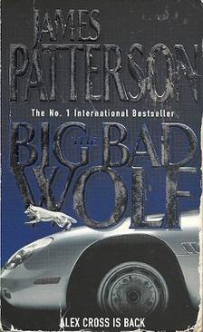 James Patterson - The Big Bad Wolf [antikvár]