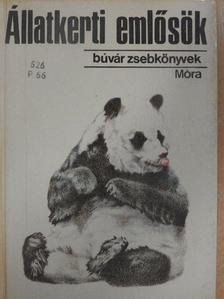 Dr. Pénzes Bethen - Állatkerti emlősök [antikvár]
