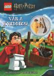 LEGO Harry Potter - Vár a kviddics! - Ajándék Cedric Diggory minifigurával!