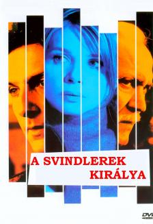 MIGUEL BARDEM - A SVINDLEREK KIRÁLYA DVD (INCAUTOS) ERNESTO ALTERIO,VICTORIA ABRIL,F.LUPPI