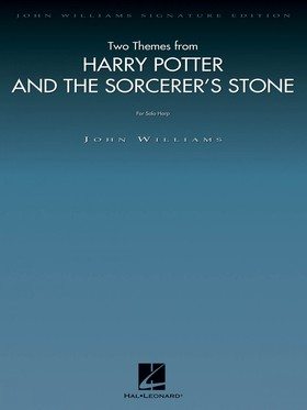 WILLIAMS JOHN - 2 THEMES FROM HARRY POTTER AND THE SORCERER'S STONE FOR SOLO HARP