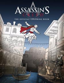 Ismeretlen - Assassin's Creed: A hivatalos színező könyv