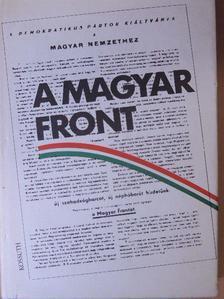 Barcs Sándor - A Magyar Front [antikvár]