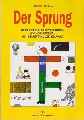 Krausz Piroska - Der Sprung [antikvár]