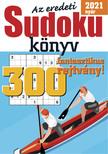 Az eredeti SUDOKU KÖNYV 2021 nyar
