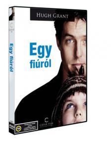 EGY FIÚRÓL DVD