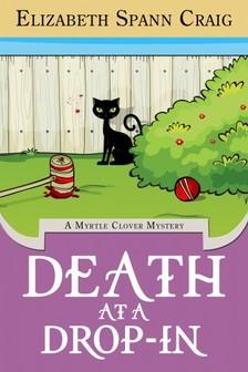 Craig Elizabeth Spann - Death at a Drop-In [eKönyv: epub, mobi]