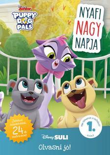 Nyafi nagy napja - Disney Suli - Olvasni jó! sorozat 1. szint