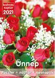 CsoSch Kft. - Kedvenc Naptár 2021 Ünnep