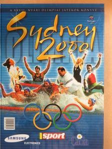 Amler Zoltán - Sydney 2000 [antikvár]