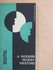 Alain Robbe-Grillet - A modern regény mesterei [antikvár]