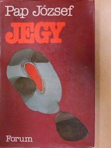 Pap József - Jegy [antikvár]