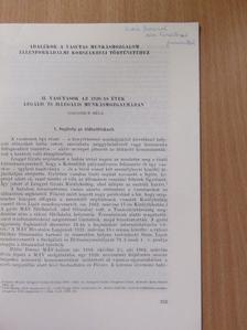 Gadanecz Béla - Adalékok a vasutas munkásmozgalom ellenforradalmi korszakbeli történetéhez II. Vasutasok az 1920-as évek legális és illegális munkásmozgalmában (dedikált példány) [antikvár]