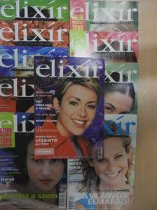 Ámon Jolán - Új Elixír Magazin 1998-1999 (vegyes számok) (10 db) [antikvár]