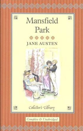Jane Austen - Mansfield Park [antikvár]