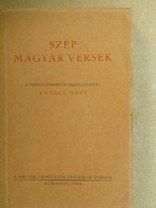 Ady Endre - Szép magyar versek [antikvár]