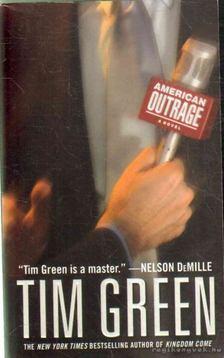 GREEN, TIM - American Outrage [antikvár]