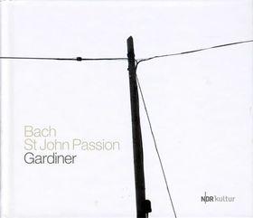 Bach - ST JOHN PASSION 2CD GARDINER, ENGLISH BAROQUE SOLOISTS