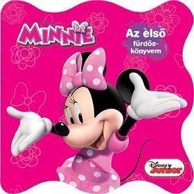 Disney - Pancsolókönyv - Minnie egér