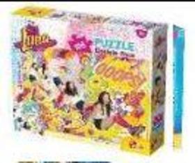 60757 - Soy Luna Puzzle Plus #108