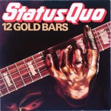 STATUS QUO - 12 GOLD BARS LP STATUS QUO