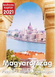 CsoSch Kft. - Kedvenc Naptár 2021 Magyarország