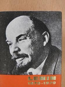 Lenin 1870-1970 (minikönyv) [antikvár]