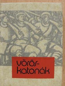 Vöröskatonák 1919 (minikönyv) [antikvár]