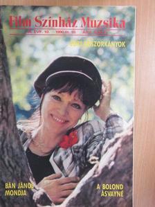 Bérczes László - Film-Színház-Muzsika 1990. március 10. [antikvár]