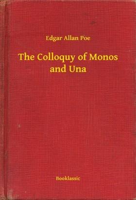 Edgar Allan Poe - The Colloquy of Monos and Una [eKönyv: epub, mobi]