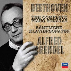 BEETHOVEN - COMPLETE PIANO SONATAS,10 CD ALFRED BRENDEL